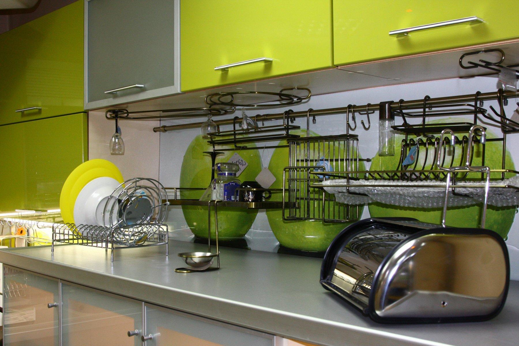 кухонные аксессуары для рейлингов фото пришлись душе