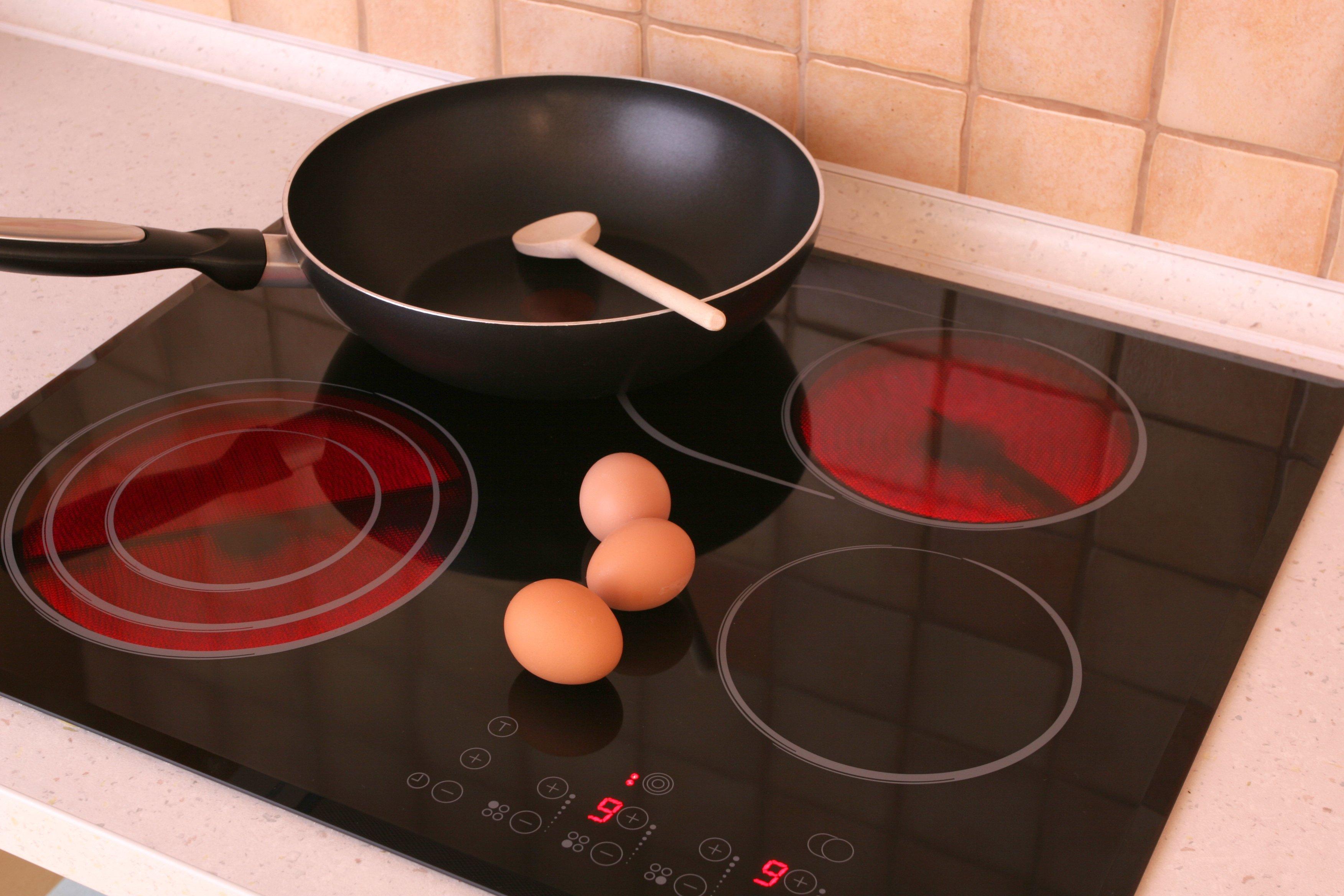 Уход за посудой для индукционных плит