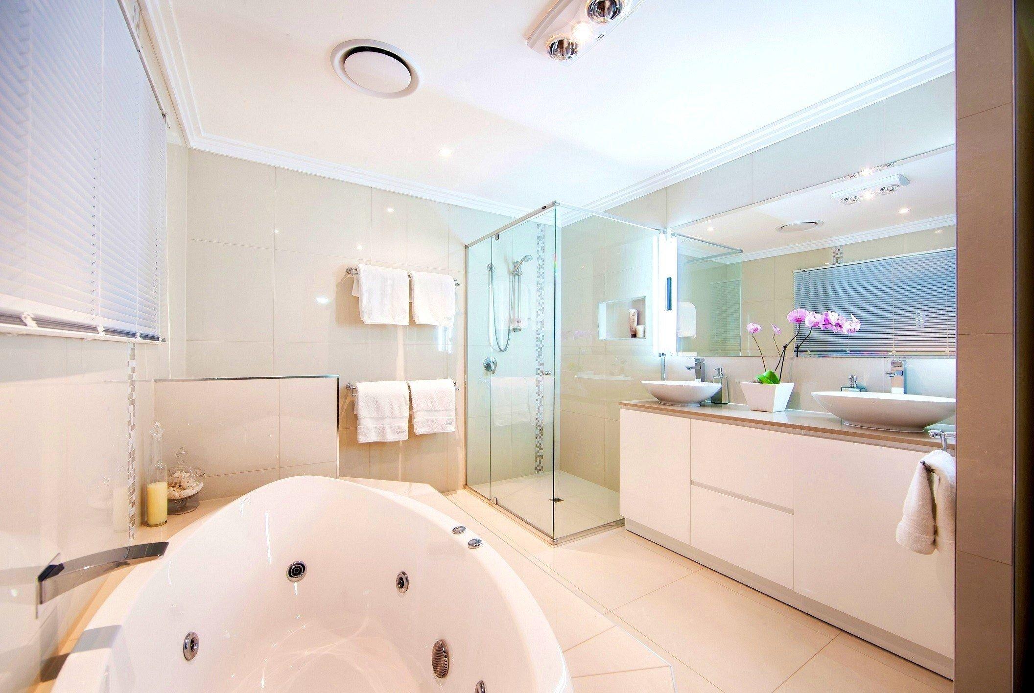 Интерьер современной ванной