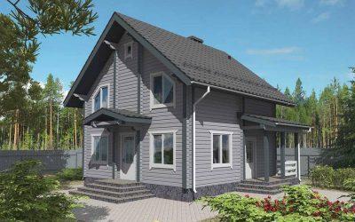 Проекты домов 8 на 8 метров