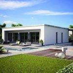 Одноэтажный дом без гаража
