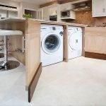 Отдельно стоящая стиральная машинка