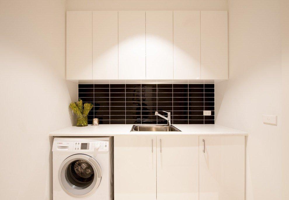 Встраивание стиральной машинки