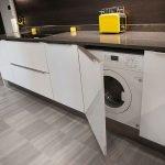 Скрытая стиральная машинка