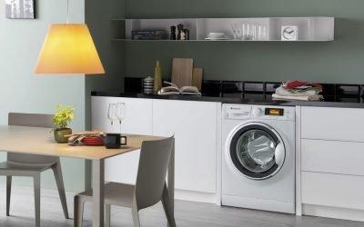 Стиральная машина на кухне: варианты установки