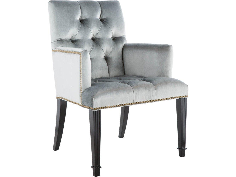 Стул-кресло с мягкой обивкой