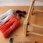 Веревки и основа