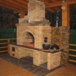 Русская каменная печь