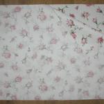 Ткань в цветочек