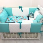 Кроватка в морском стиле