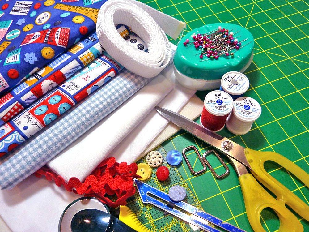 Инструменты для раскроя ткани
