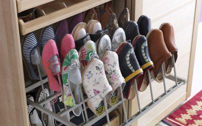 12 вариантов хранения обуви