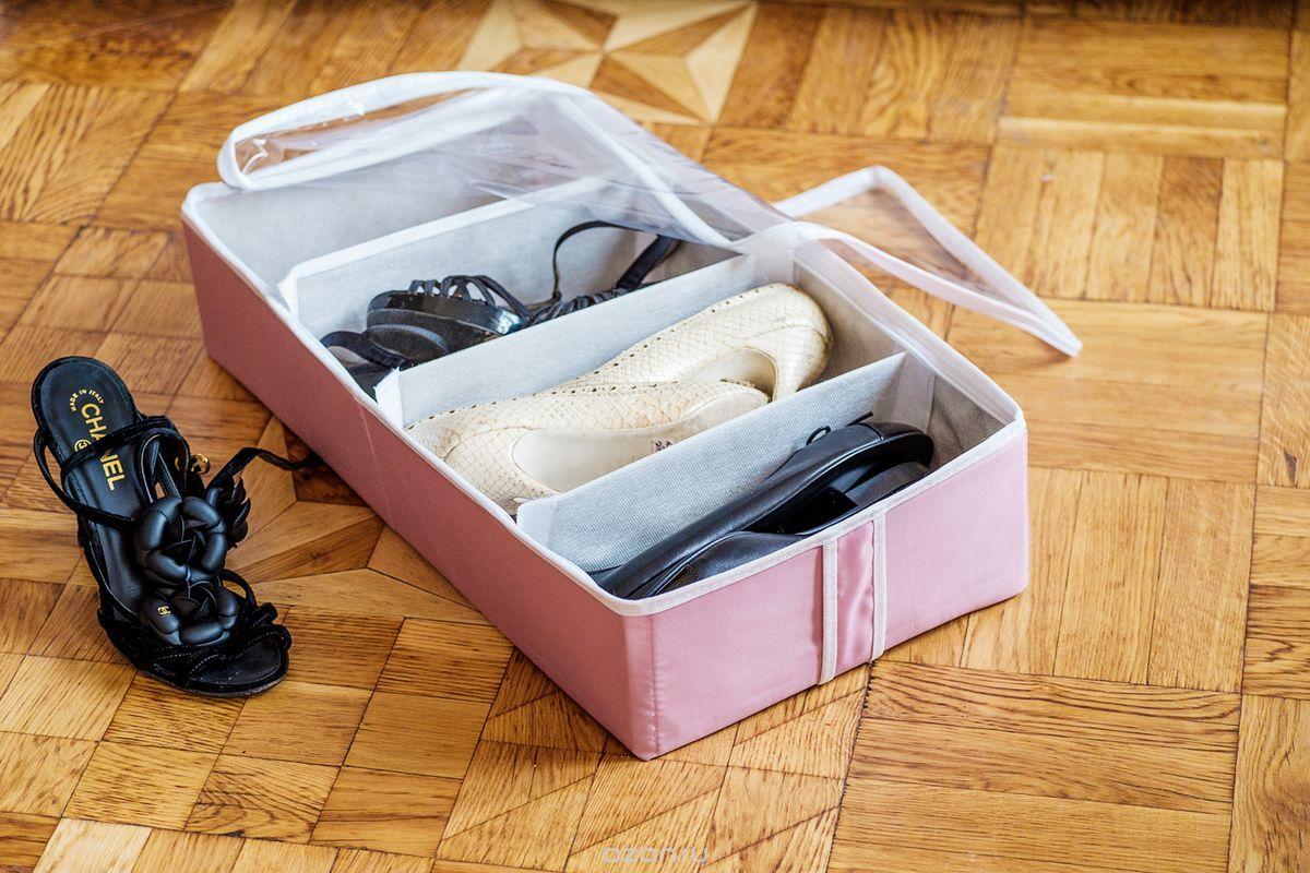 Текстильные коробки