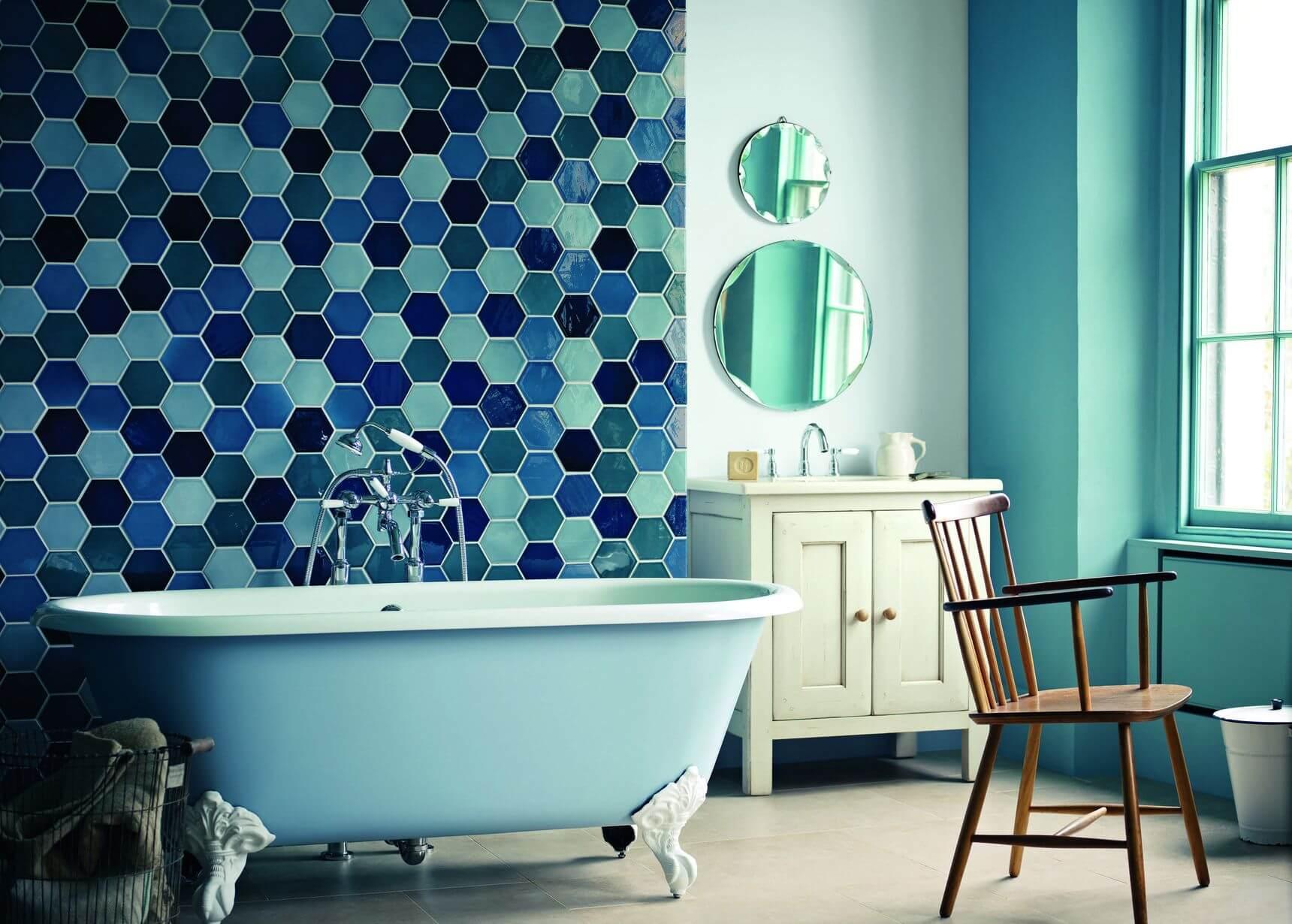 Цвет ванны