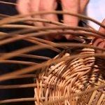 Плетение корзины