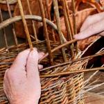 Плетение из ивовой лозы