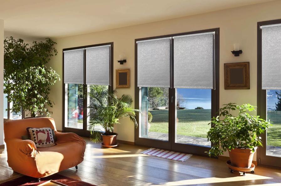 Красивые окна в домах фото можно