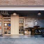 Аккуратный гараж