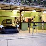 Стильный гараж