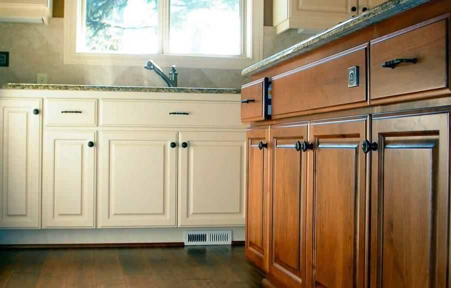 Реставрация кухонных фасадов