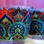 Узоры на чашках