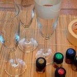 Краски и бокалы
