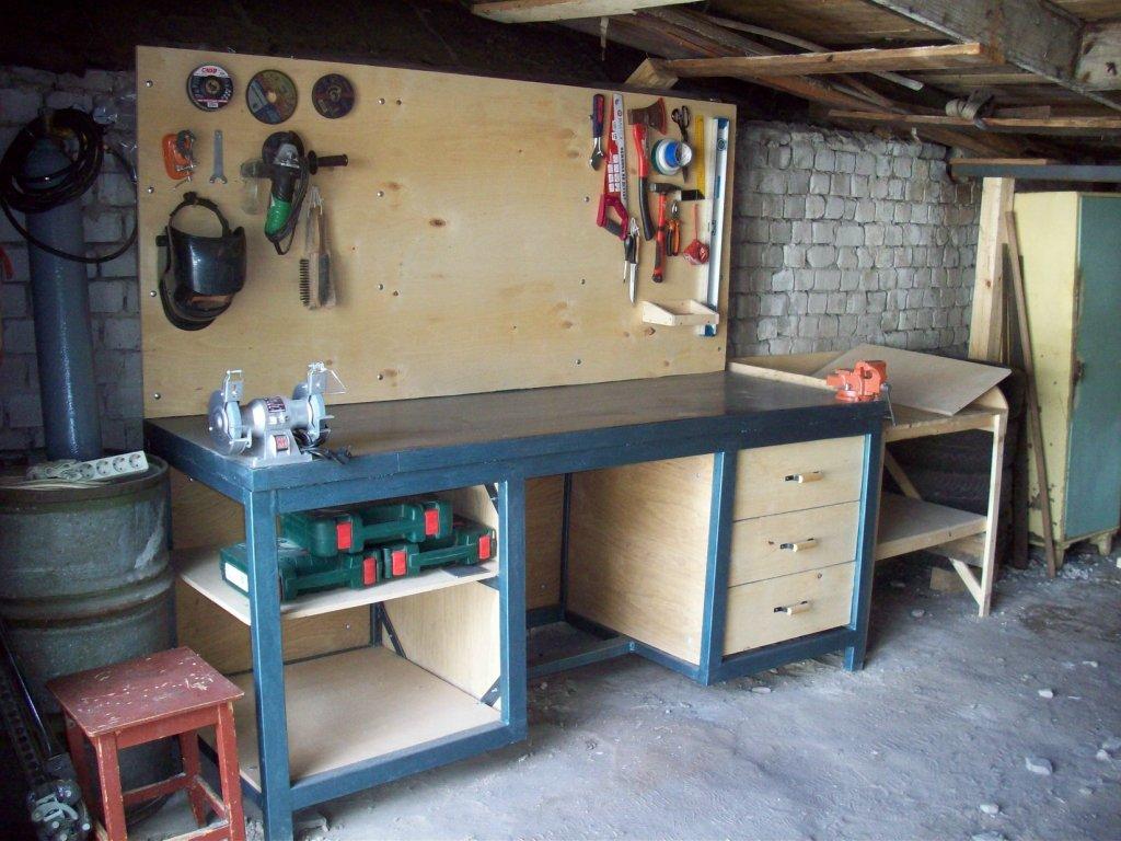 самоделки в гараж фото