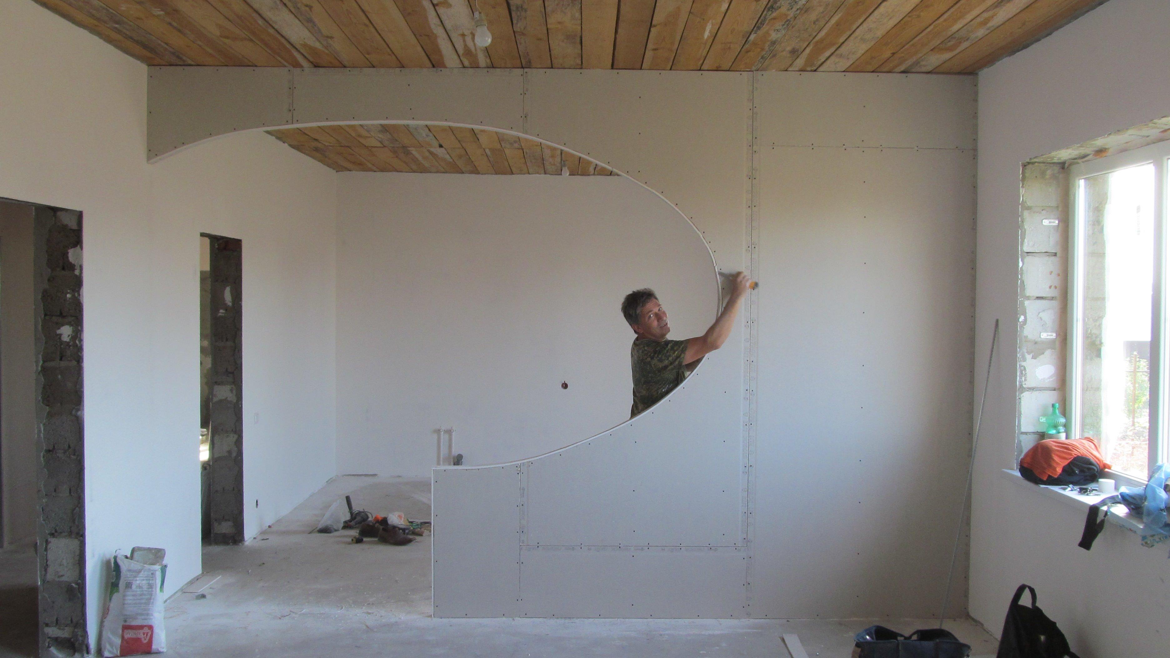 свой фото дома со стенами из гипсокартона обмундирования зависит принадлежности