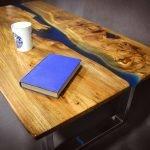Книга на столике