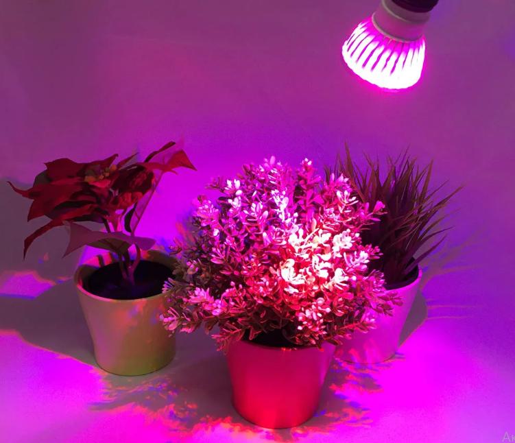 Преимущество использования ламп