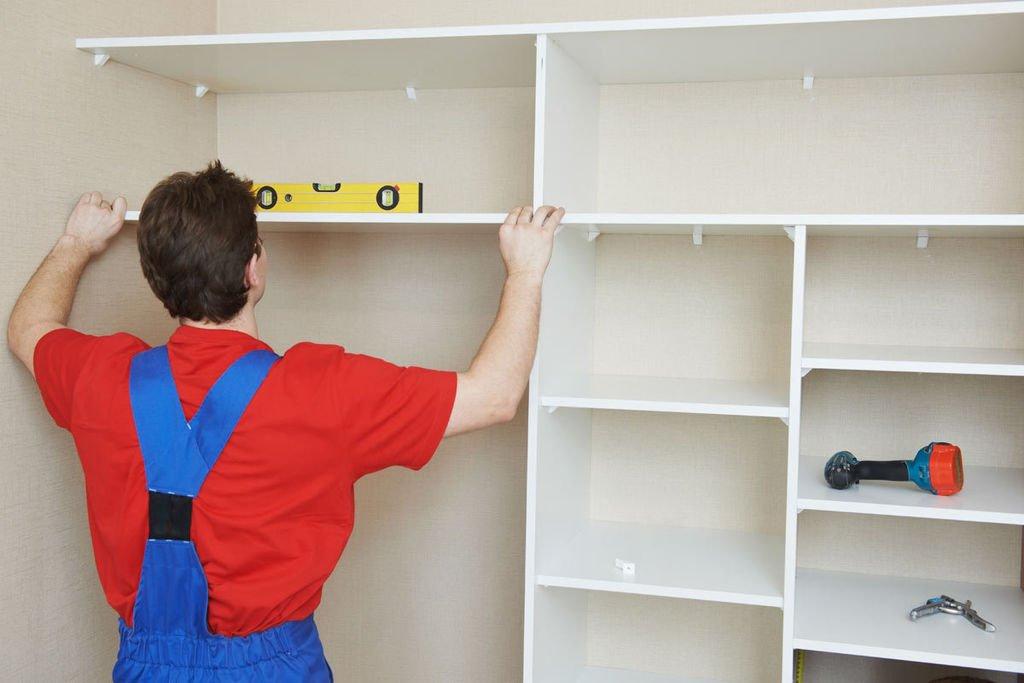 Самостоятельная сборка шкафа