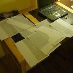 Распечатываем чертеж