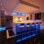 Подсветка на кухне