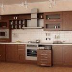 Примеры оформления кухни