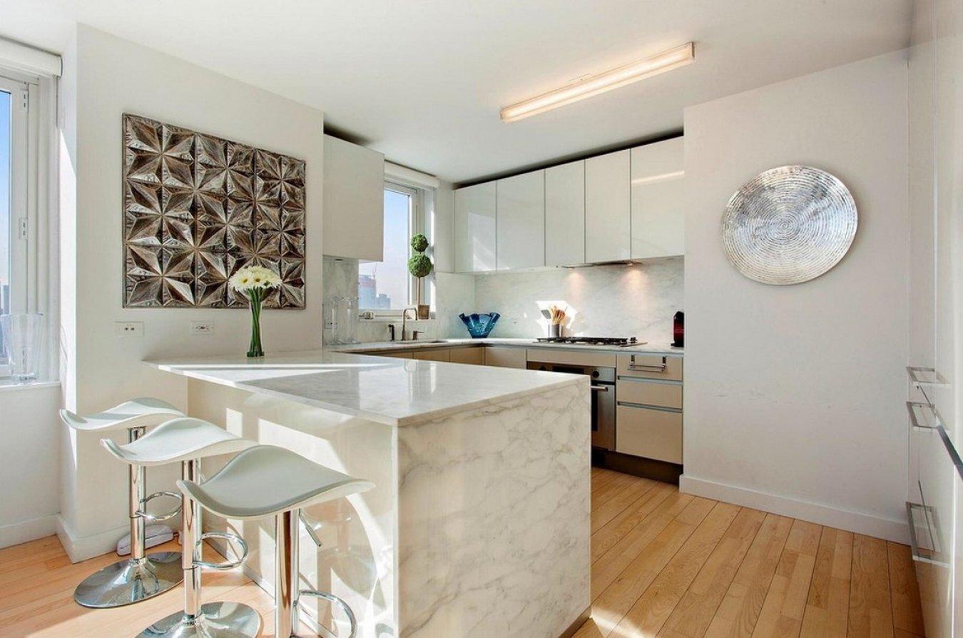 100 идей планировки кухни