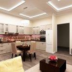 Идеи совмещения кухни и гостиной