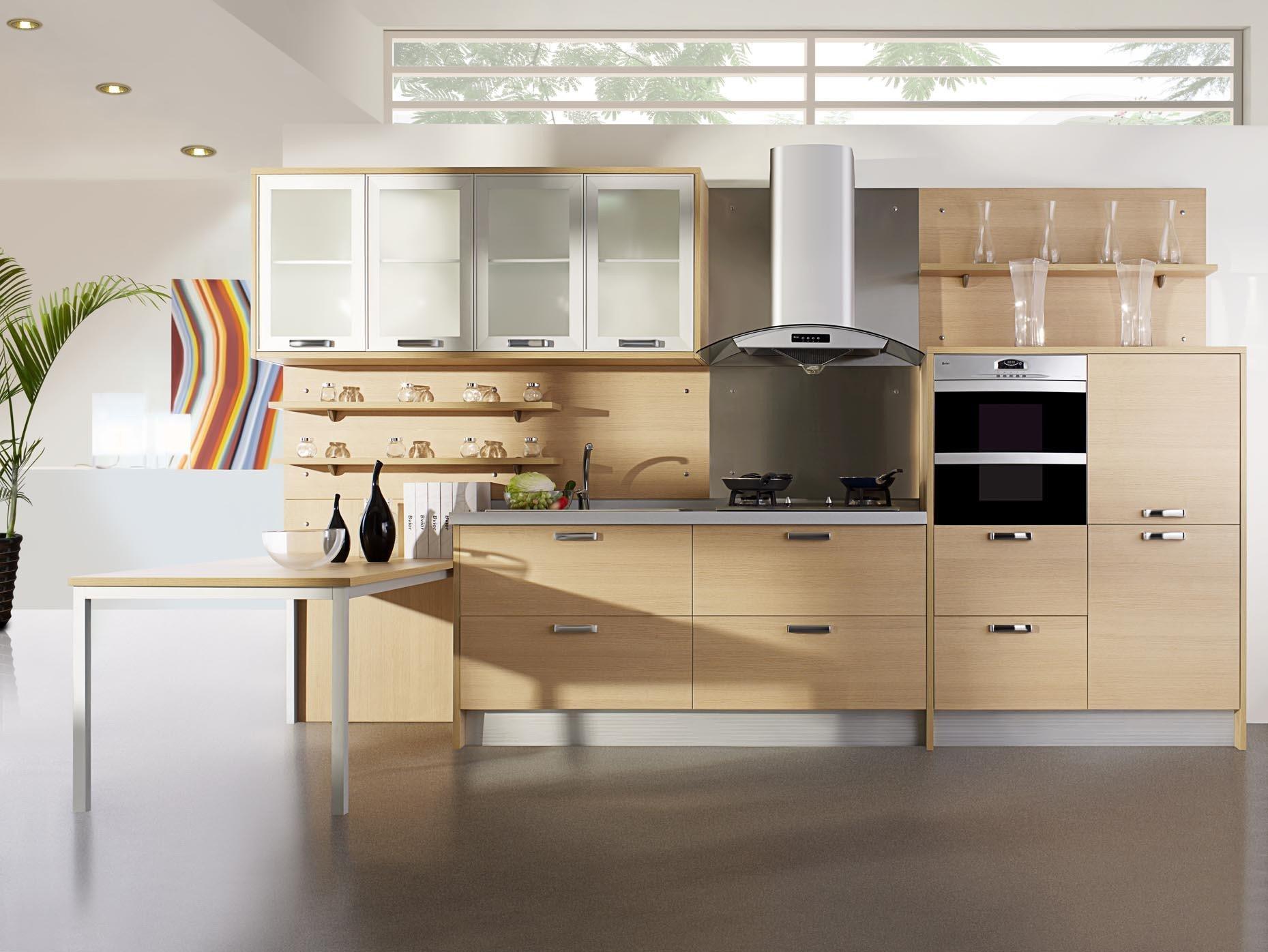 крупным планом фото кухни крайней мере