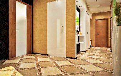 Плитка на пол в коридор: какую выбрать