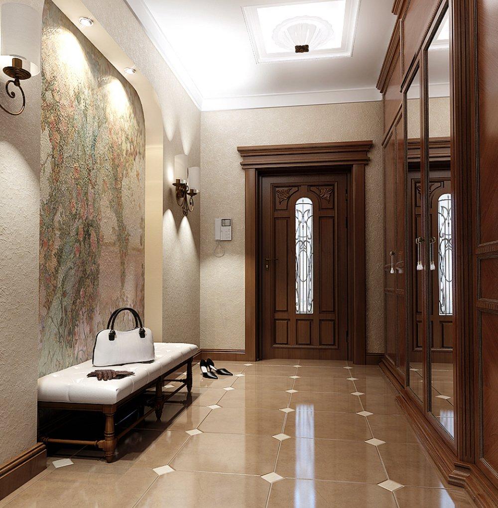 дизайн коридора в частном доме фото сайт создан