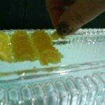 Крепим макароны