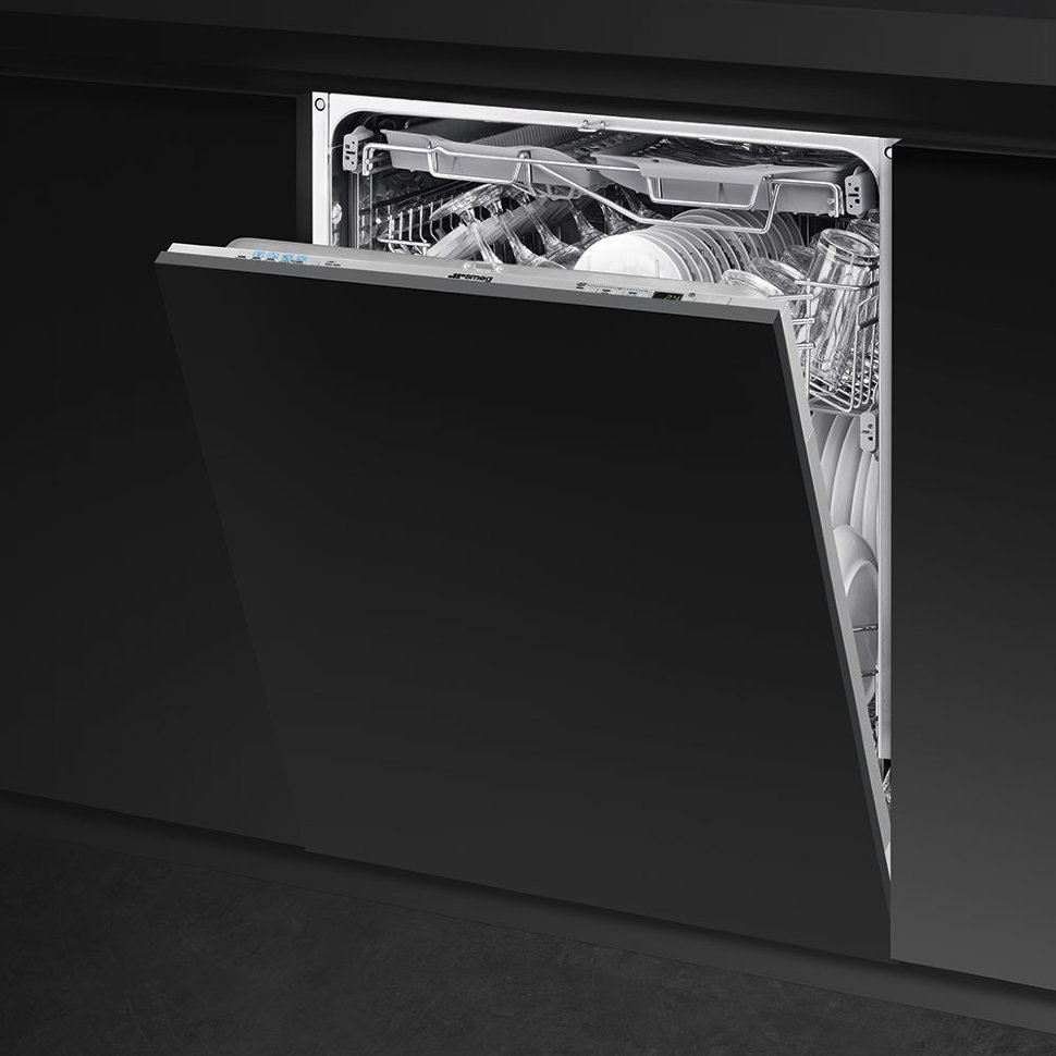 Встраиваемая посудомоечная машина высотой 60 см