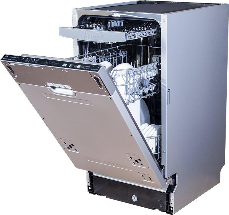 Крупногабаритная посудомоечная машина