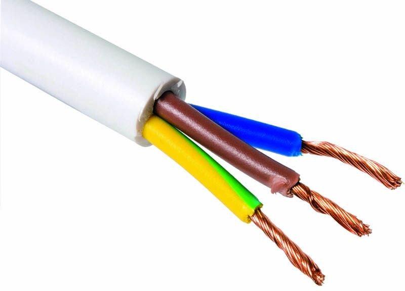 Трехжильный кабель