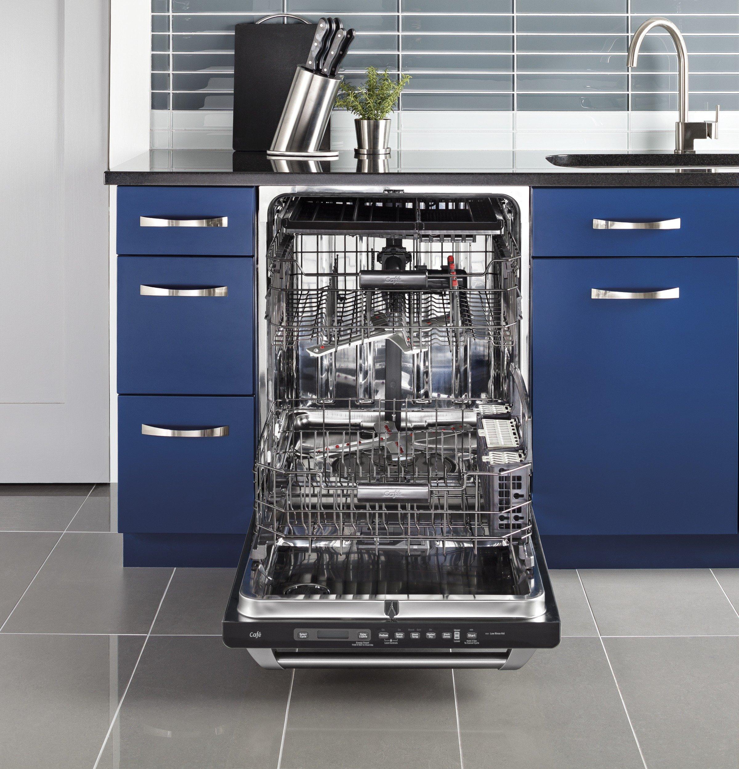 Шкаф с посудомоечной машиной