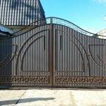 Темные ворота
