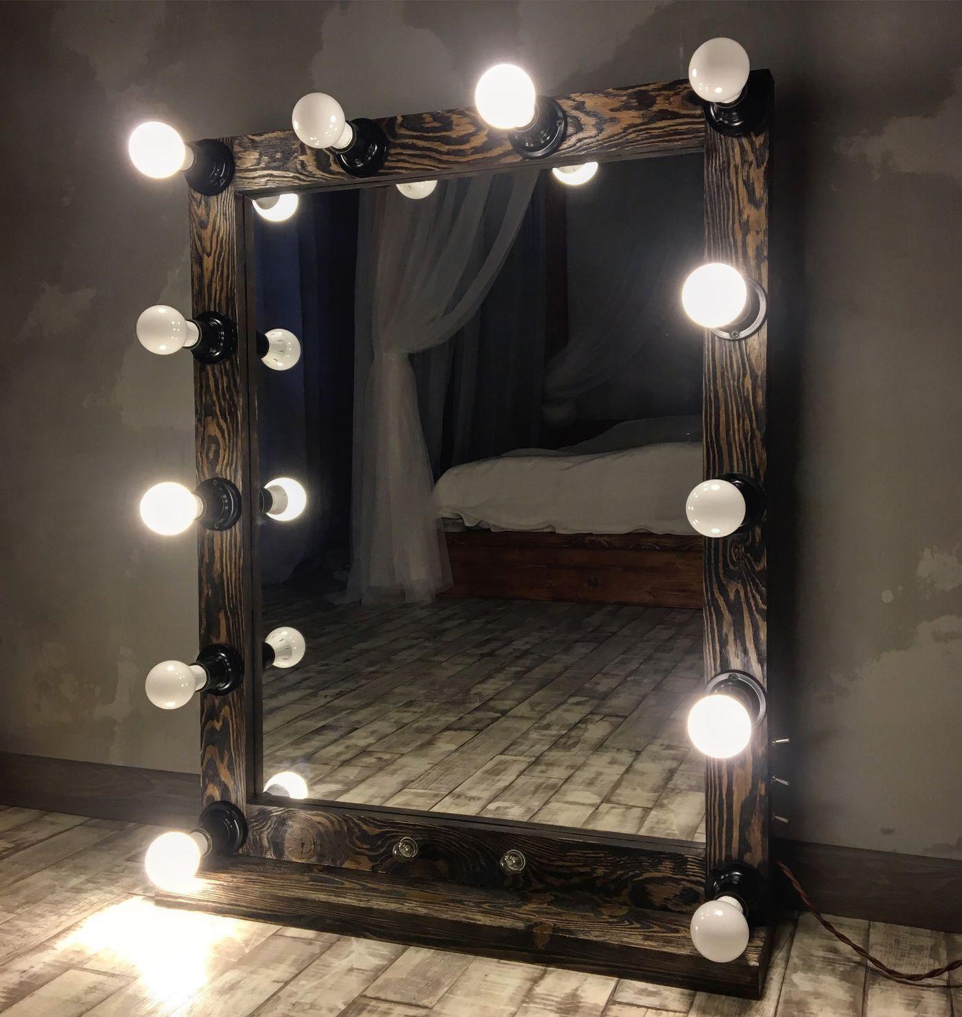 Картинки гримерных зеркал