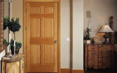4 технологии изготовления деревянных дверей своими руками