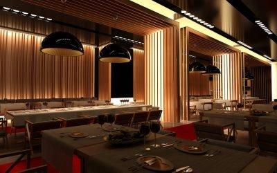 Дизайн ресторана: 50 фото вариантов