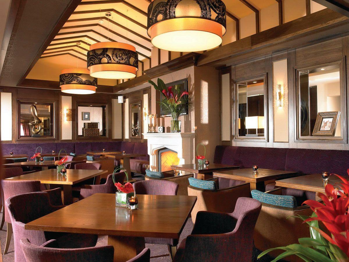 Выбор мебели для ресторана