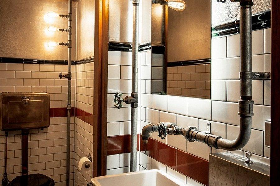 Как устроить короб для труб в туалете: обзор лучших способов замаскировать трубопровод